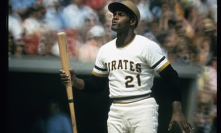 Roberto Clemente helped redefine the role Latinos played in baseball