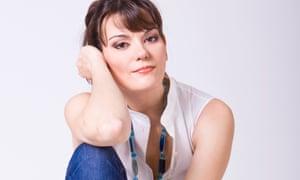 Agile … soprano Roberta Mameli, who sings the title role of Pelagia.