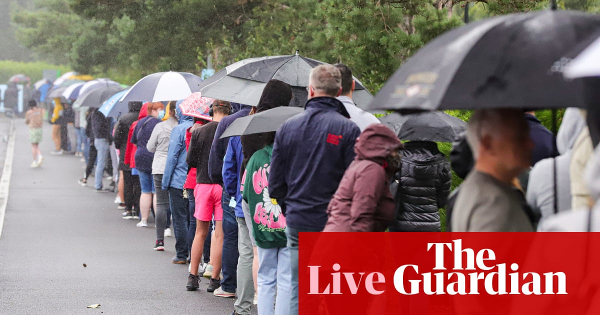 Coronavirus live: Ireland to exempt jabbed pupils from missing school; Japan set to extend state of emergency