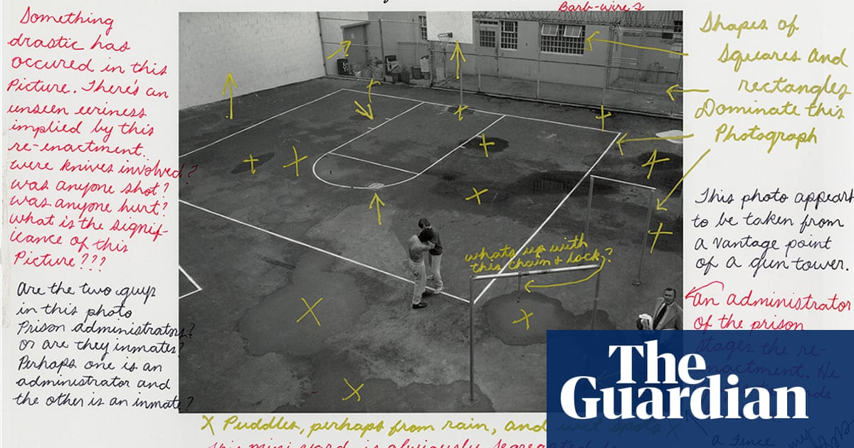 San Quentin prisoners reframe photos to share their stories