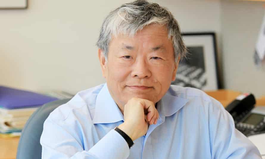 Prof Susumu Tonegawa