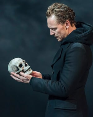Hiddleston, as we know from past performances, is an accomplished Shakespearean actor