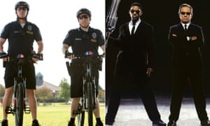 21 Jump Street and Men In Black: together at last.