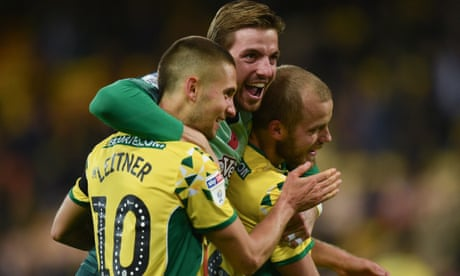 Championship roundup: Norwich go top after incredible finale against Millwall