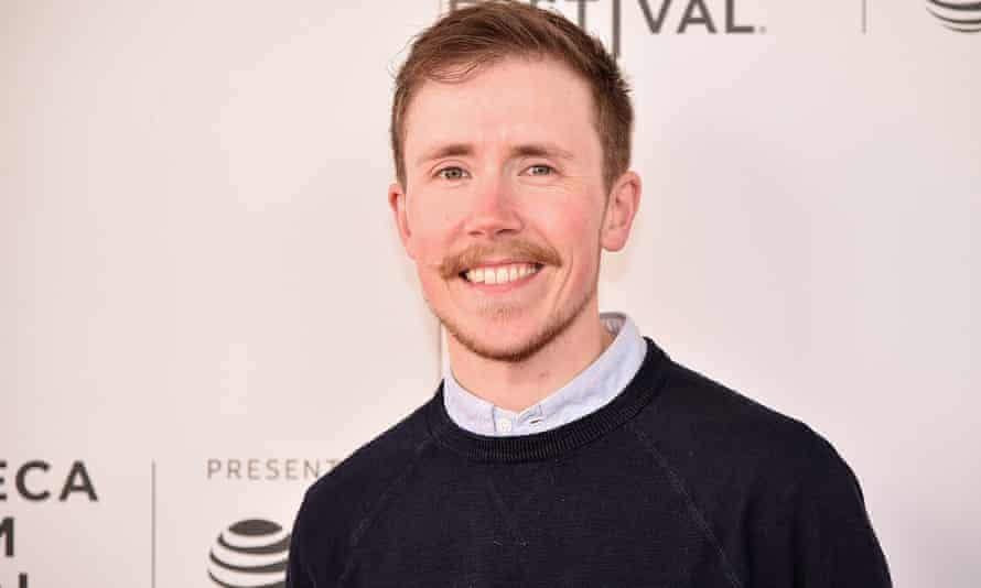 Freddy McConnell at the 2019 Tribeca film festiva in New York.