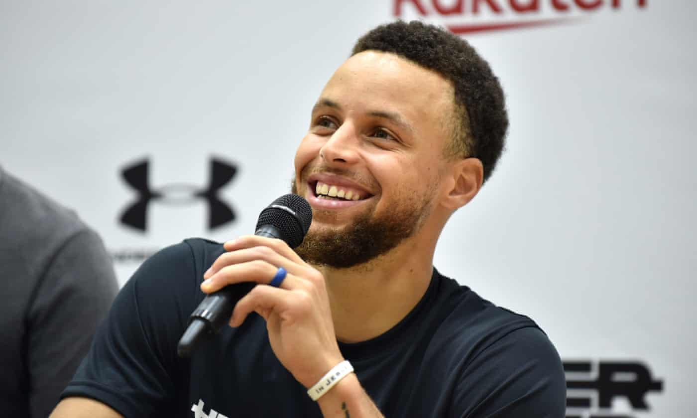 'We're still the best': Stephen Curry commits to playing in 2020 Olympics