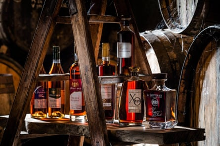 Cognac at Painturaud Frères