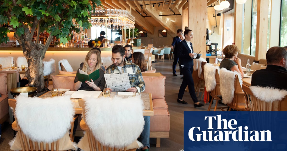 Haugen, London E20: 'A whole lot of yodelling and melted gruyere' – restaurant review