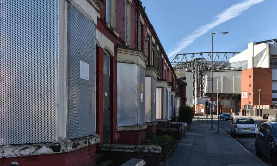 The terrace that the Homebaked cooperative is looking to renovate