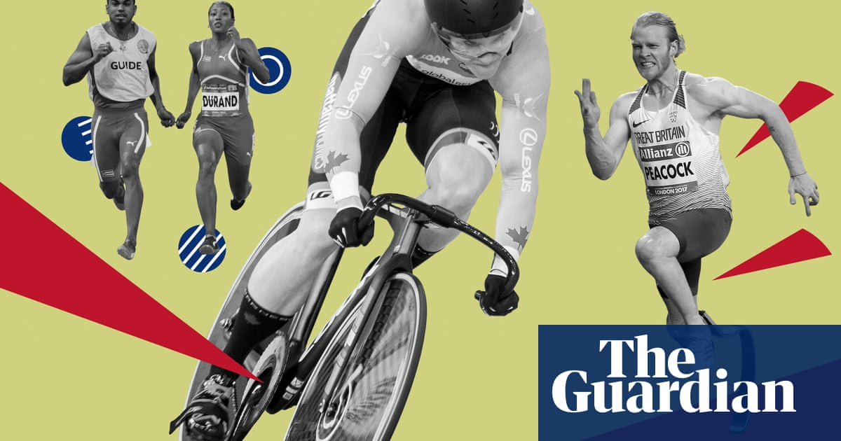 Resilience and perseverance prepare to take stage at Tokyo Paralympics | Paul MacInnes