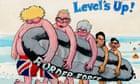 Steve Bell: good migrations – cartoon