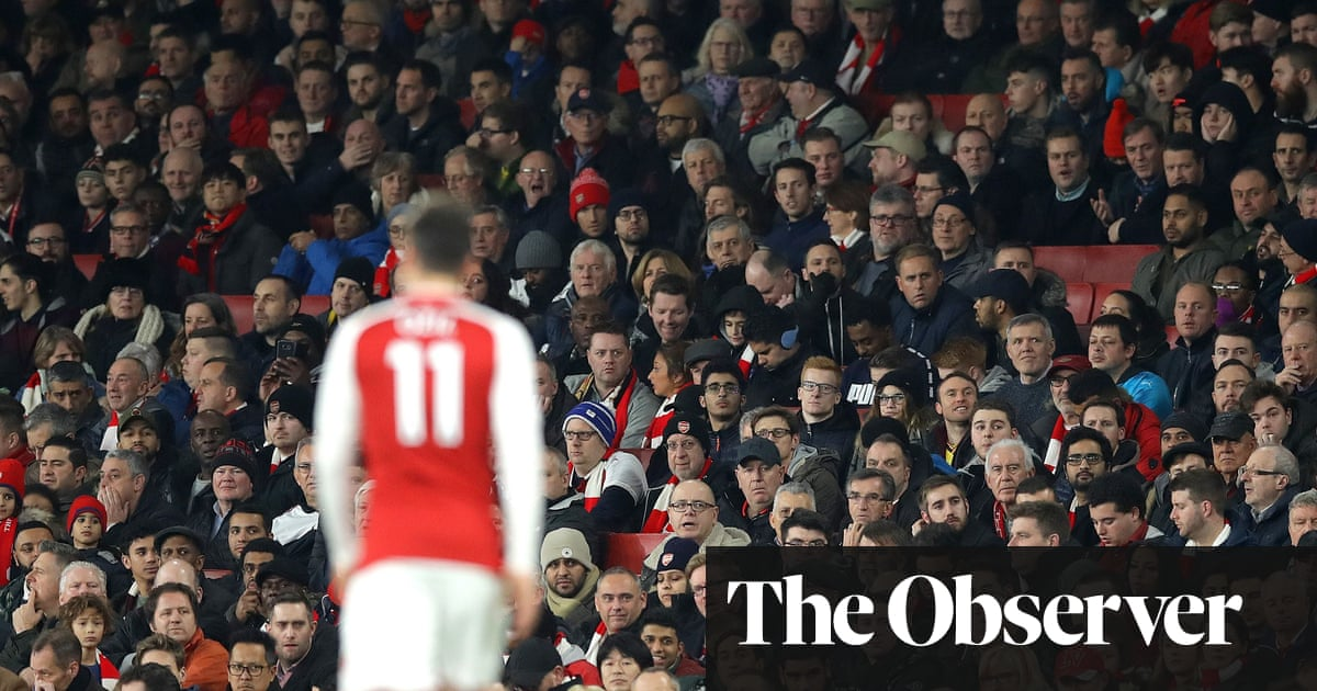 Premier League fans' half-time verdict – part 1: Arsenal to