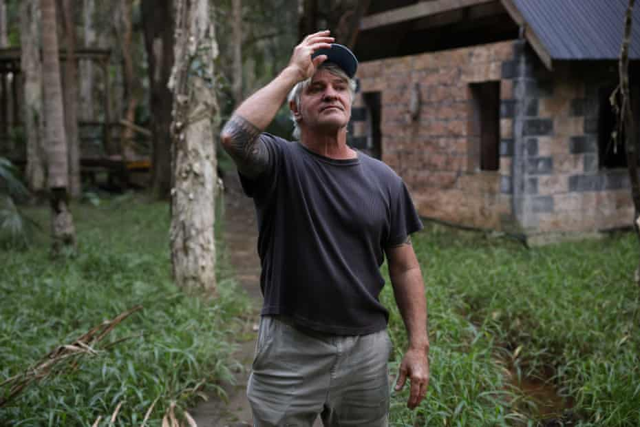 Jeff Crowe bought the old Fantasy Glades site and is trying to restore it