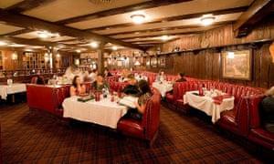 The Smokehouse Restaurant, Burbank,