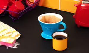 selection of cheap and classic objects against yellow background