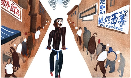 'Motorists undercut any confidence you ever had in the human race': New York cycling – a cartoon