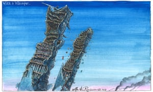 martin rowson cartoon 11.9.21
