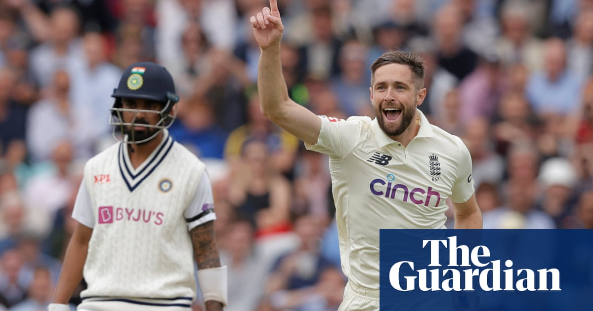 Chris Woakes admits England return 'worth the wait' after four India wickets