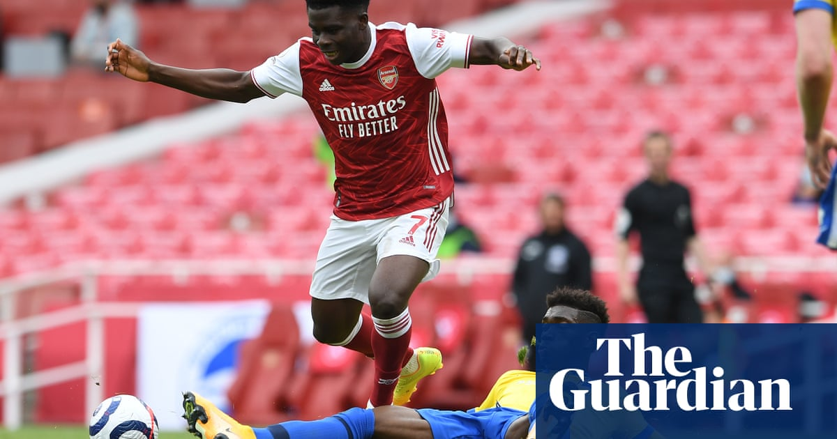 Amazon to film behind-the-scenes Arsenal documentary for 2021-22 stagione