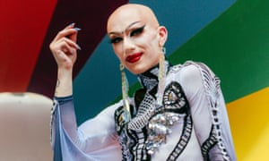 Sasha Velour: 'Drag is darkness turned into power