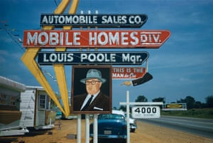 Outside Memphis, Tennessee,1960