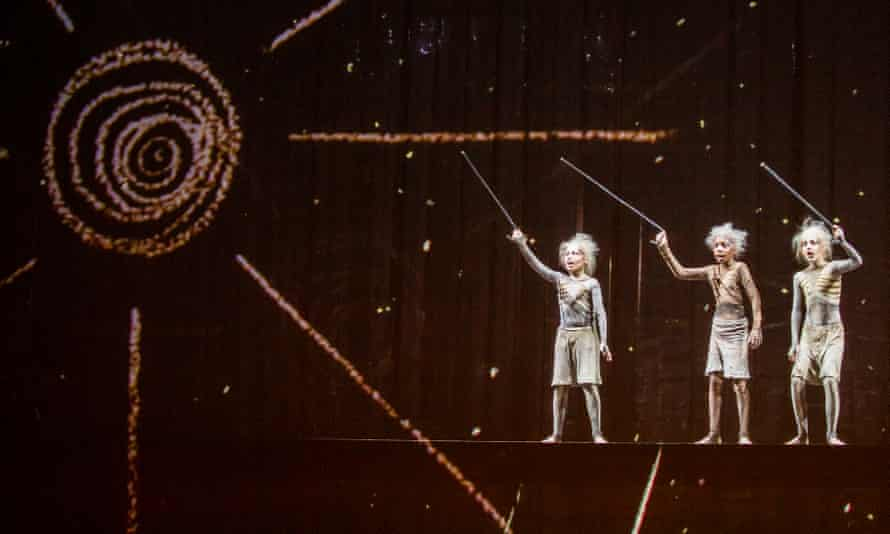 'An evening of genius': The Magic Flute at the Coliseum, London.