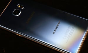 Samsung's New Galaxy Note 7 has been recalled by US safety regulators
