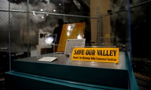 The Youngstown Historical Center of Industry and Labor chronicles the rise and fall of the local steel industry
