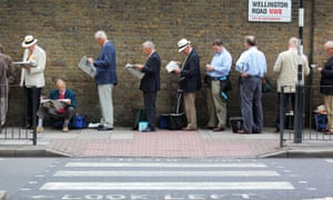 MCC members queue