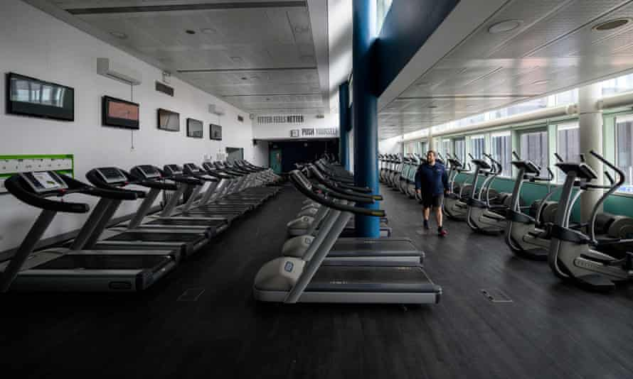 A third of leisure centres have still not reopened since the first lockdown.