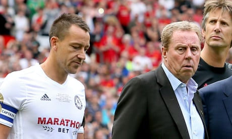 John Terry gets 'good offer' from Harry Redknapp to join Birmingham City