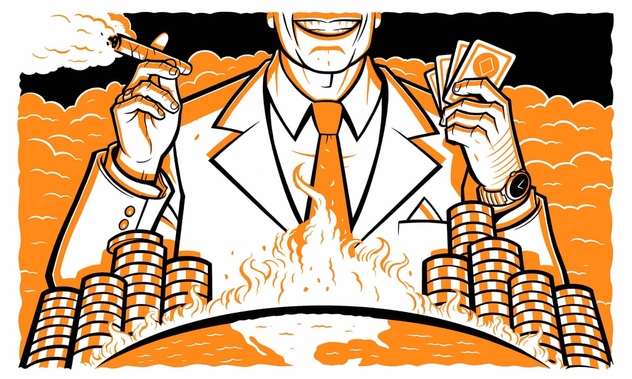 The dirty dozen: meet America's top climate villains (theguardian.com)