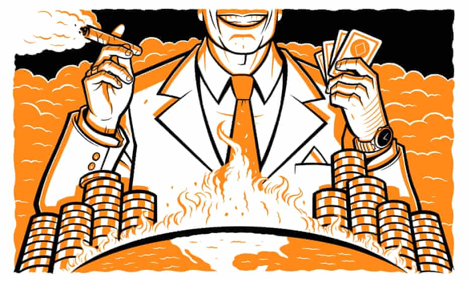 The dirty dozen: meet America's top climate villains