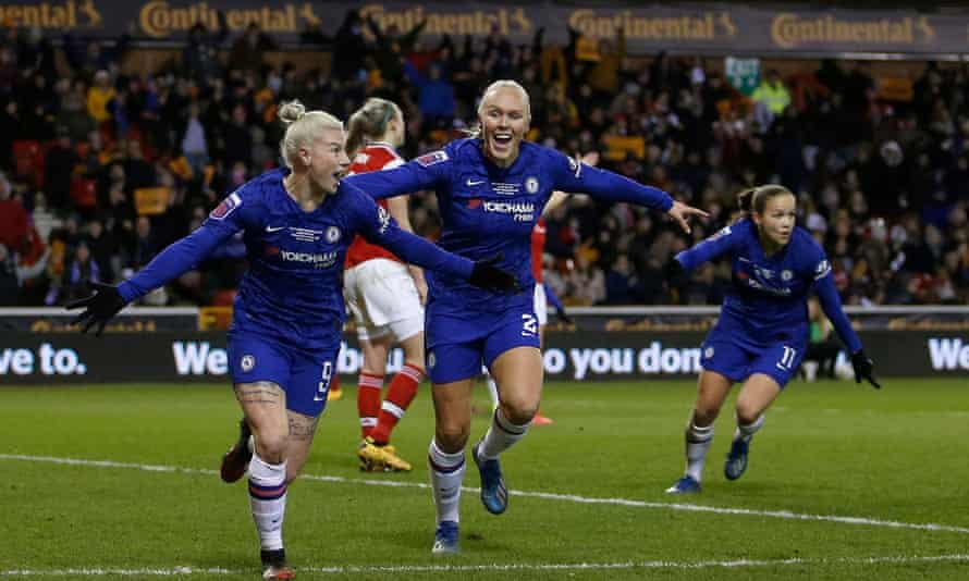 Chelsea have been handed their second trophy of the season, after winning the Continental League Cup in February.