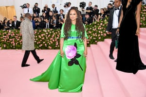 DuVernay at the Met Gala this month.