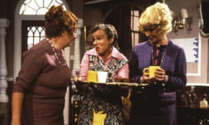 'Kenny – if you could hover with my Vegenin' … Mrs Overall.