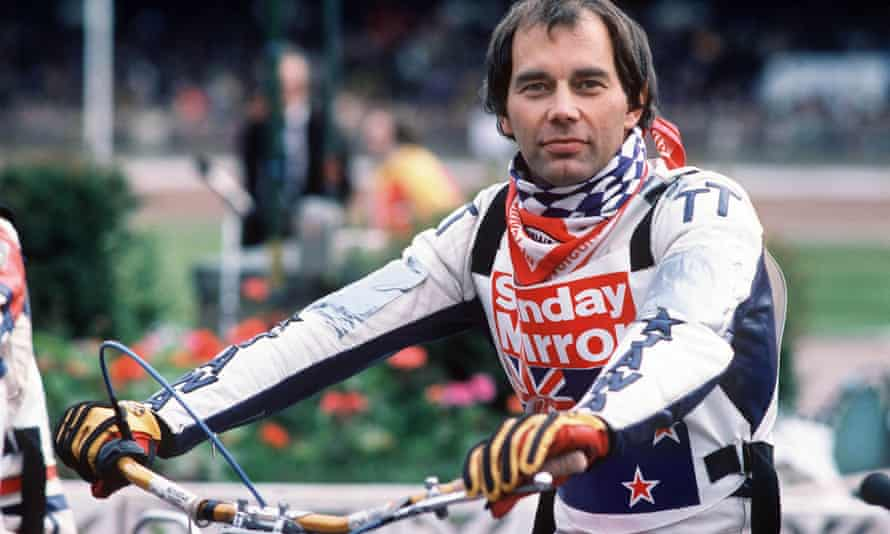 Ivan Mauger in 1980.