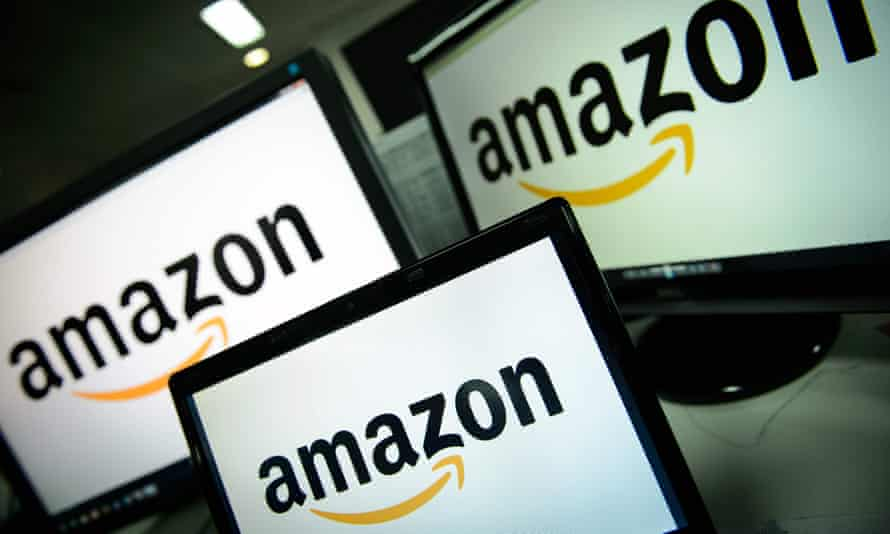 Amazon profits for the final quarter of 2016 rose to $749m from $482m a year earlier.