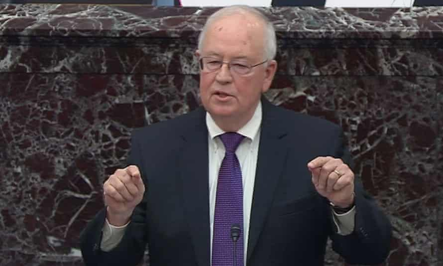 Kenneth Starr, the independent counsel whose serial investigations of Bill Clinton culminated in Clinton's impeachment, argued that the United States was suffering from a surfeit of impeachment.