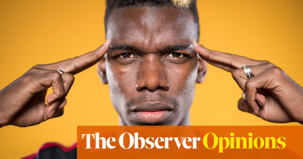 Paul Pogbas marriage of convenience with Manchester United may get unlikely spark | Jonathan Wilson
