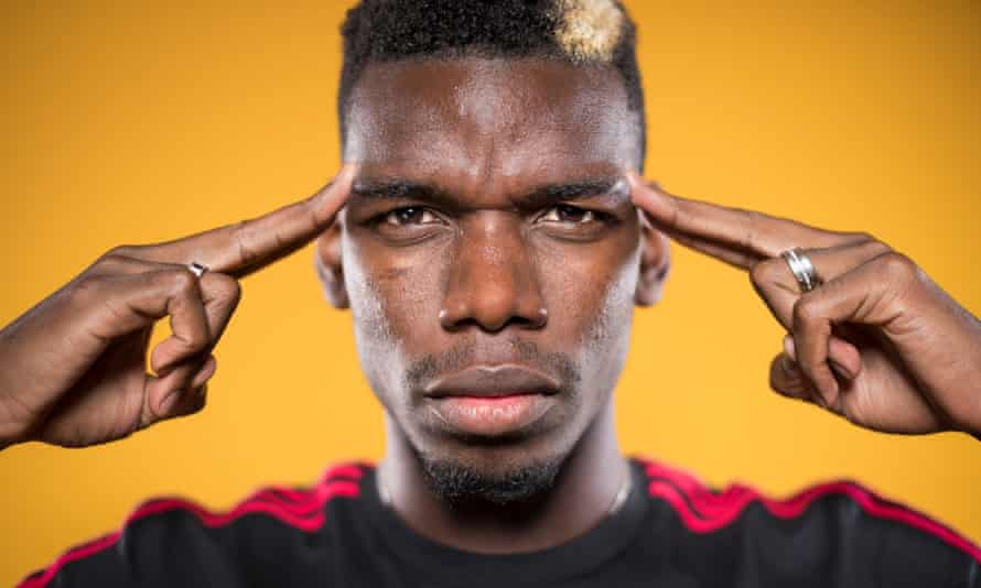 Paul Pogba has managed just five starts this season because of an ankle injury but is likely to stay at a club moving in the right direction.