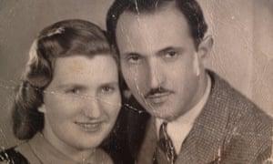 Angela Orosz's parents
