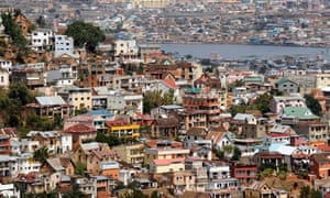 The capital, Antananarivo