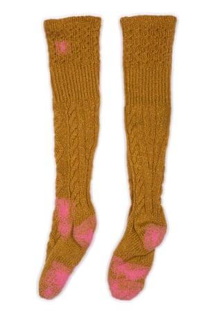 Debbie's socks - Toast project