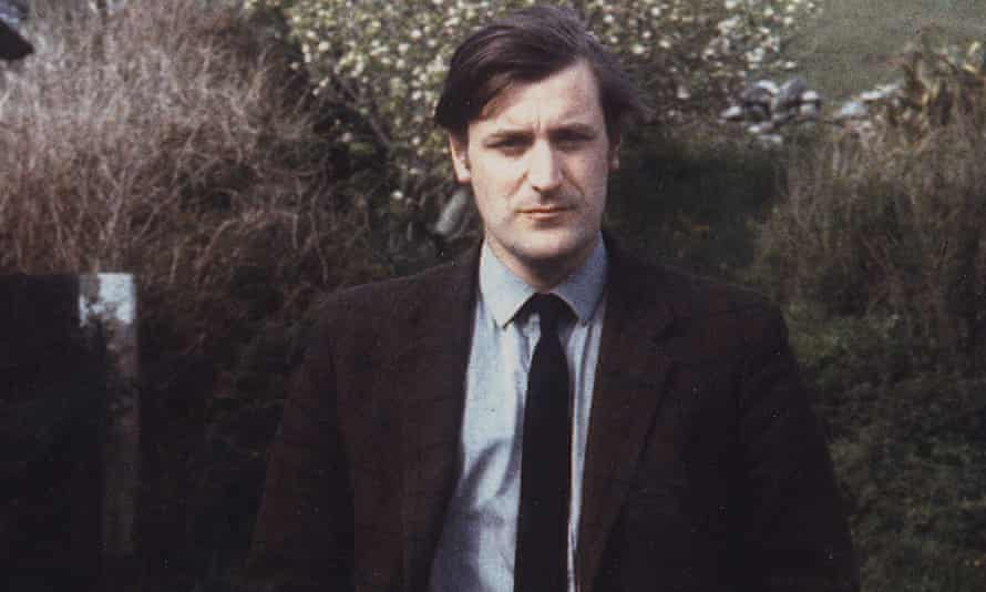 Ted Hughes in 1966.