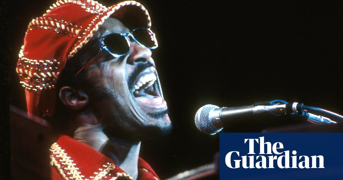 Stevie Wonder: where to start in his back catalogue