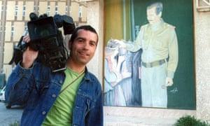 José Couso tv cameraman iraq spain
