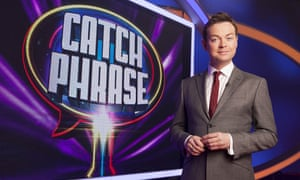 Catchphrase presenter Stephen Mulhern