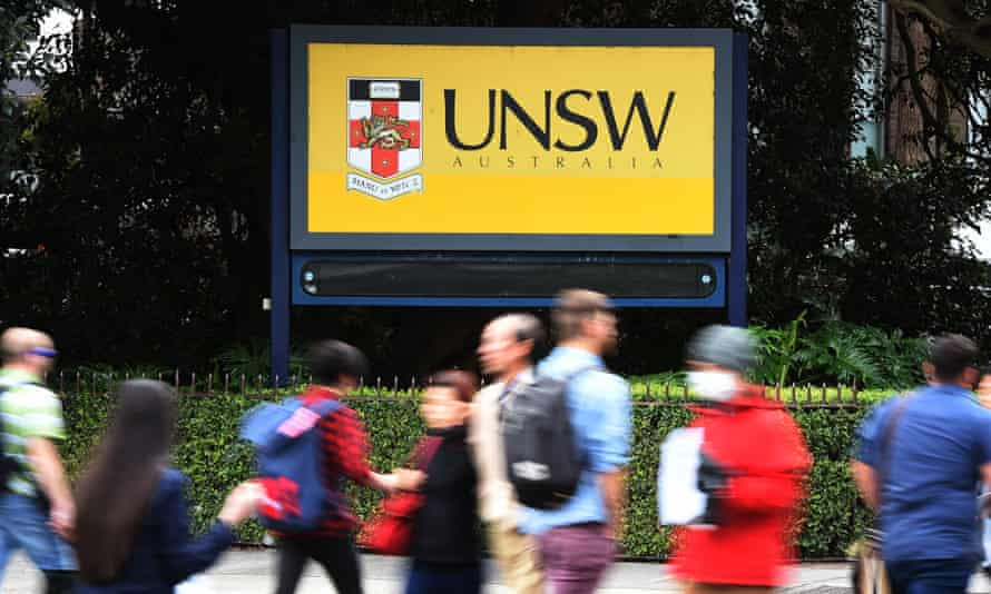 The University of New South Wales has been criticised for a $100m partnership with Chinese firms that develop military technology.
