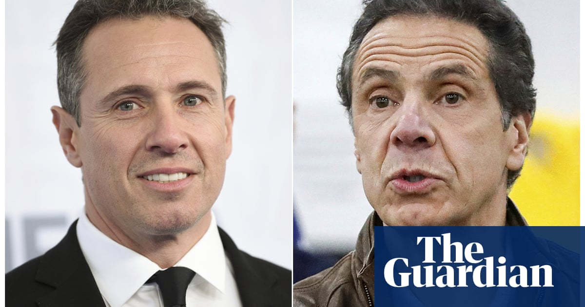 Chris Cuomo says he 'obviously' can't report on his brother Andrew Cuomo for CNN
